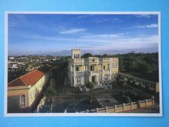 Manaus - Brasile - Centro Cultural Palacio Rio Negro - Manaus