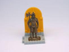 Kinder Ferrero Componibili - K 96 N. 78 - Guardie Svizzere - Figurine In Metallo