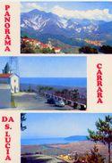 Carrara - Panorama Da S.lucia - 1 - Formato Grande Non Viaggiata – Ar - Carrara
