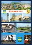57. Yutz. Lot De 14 Cartes. 1984-1987 - France