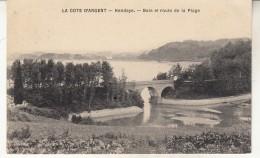 Hendaye  Baie Et Route De La Plage - Hendaye