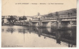 Hendaye  Behobie  Le Pont International - Béhobie
