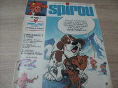 Supplement à Spirou 1876 Année 1974 : Tillieux : Felix Les Chasses De Cabarez - Spirou Magazine