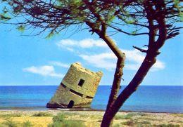 Quartu S.elena - Spiaggia - 6214 - Formato Grande Non Viaggiata – Ar - Quartu Sant'Elena