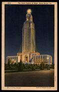 Night View  State Capitol Louisiana > Baton Rouge --ref 2678 - Baton Rouge