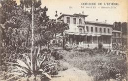 Corniche De L'Esterel (Var) -Le Trayas - Réserve-Hôtel - Carte ND Phot. N° 291 Non Circulée - Hotels & Restaurants