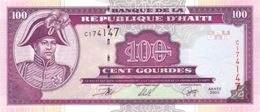 HAITI 100 GOURDES 2000 P-268 UNC [HT841a] - Haiti