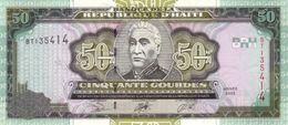 HAITI 50 GOURDES 2003 P-267b UNC [HT840b] - Haiti