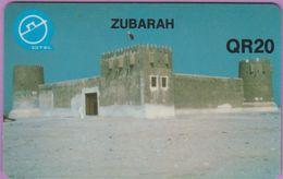 Télécarte Qatar °° Zubarah-QR20-5456 - Qatar