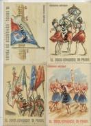 XL Sokol Kongrese En Praha --- 13 Cards Format 14.5 X 10.5 Cm ( See All Scans ) - Tchéquie