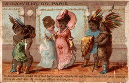 A LA VILLE DE PARIS - Autres