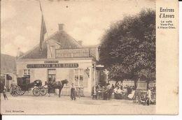 MORTSEL: Environs D'anvers Le Café Vera-Paz à Vieux-Dieu - Mortsel