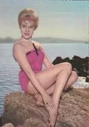 Pin-Up - Années 50/ Year 50 - Femme / Nue Girl / Woman-Frau /Erotic-Erotik - Edda Sörensen - Pin-Ups