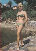 Pin-Up - Années 50/ Year 50 - Femme / Nue Girl / Woman-Frau /Erotic-Erotik - May Johnsson - Pin-Ups