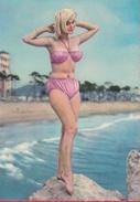 Pin-Up - Années 50/ Year 50 - Femme / Nue Girl / Woman-Frau /Erotic-Erotik - Grit Exstädt ( 2 ) - Pin-Ups
