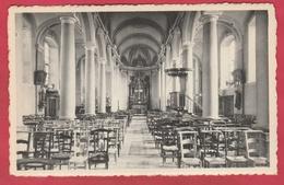 Thuillies - Intérieur De L'Eglise ( Voir Verso ) - Thuin