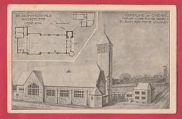 Chênée... Projet De La Construction D'une église Dédiée à St. Jean Baptiste Vianney ( Voir Verso ) - Liege
