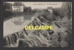 DF / 64 PYRÉNÉES-ATLANTIQUE / ARAUJUZON / CASCADE ET MOULIN - Autres Communes