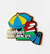 Pin's Nathan Vacances - 36R - Badges