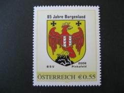Pers.BM** 85 Jahre Burgenland BSV Pinkafeld 2006 - Autriche