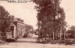 FLOQUES  -  Route D' Etalondes  -  DEHESDIN Café Epicerie - Autres Communes