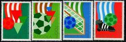 AT3531 Angola 1994 World Cup 4V MNH - Postzegels