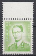 BELGIË - OBP - 1958 - Nr 1068B P3 (20 1/2 X 24) - MNH** - 1953-1972 Lunettes