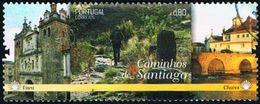 Portugal , 2015 , Santiago Road , Chemins De Santiago , Viseu , Chaves - Christianity