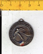 Medaille 165 - Tournoi National De Samedi Soir 1952 - Tourist