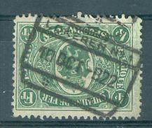 """BELGIE - TR 130 - Cachet   """"LOKEREN Nr 1"""" - (ref. 14.963) - 1915-1921"""