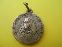 Médaille Religieuse Contemporaine/Jeanne Lugan / 1792-1879/ ROMA/ 1982            CAN512 - Religión & Esoterismo