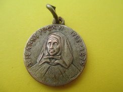 Médaille Religieuse Contemporaine/Jeanne Lugan / 1792-1879/ ROMA/ 1982            CAN512 - Religion & Esotericism