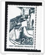 """France N° 2163 ** Qualité Philatélique -""""Crest"""" - France"""