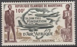 PA N° 21 De Mauritanie - X -  ( E 1840 ) - Aerei
