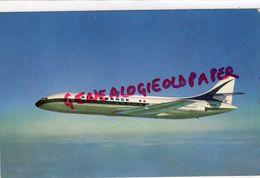 AVIATION - AVION- CARAVELLE AIR FRANCE - 1946-....: Era Moderna
