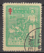 CHINA    SCOTT NO. 1075    USED     YEAR  1953 - Used Stamps