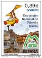 ESPAÑA 2009 - EXPOSICION FILATELICA JUVENIA´2009 - Edifil Nº 4523 - 1931-Oggi: 2. Rep. - ... Juan Carlos I