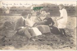 Photo Carte - écrite Josephine - 1915 Haute Alsace - Photo De Famille (adressée à Cours La Ville Rhône) - Guerre 1914-18