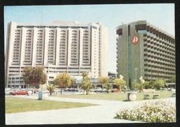 United Arab Emirates UAE  Dubai Picture Postcard Inter Continental Hotel Dubai  View Card - Dubai