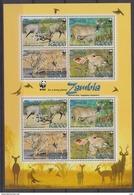 WWF - Domfil - 2008 - ZAMBIA - Nr 419 - MNH** - W.W.F.