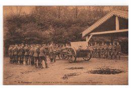 6.Tirlemont - 15me Régiment D'artillerie - Cour (derrière) Batterie à L'instruction DESAIX - Tienen