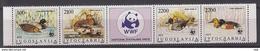 WWF - Domfil - 1989 - JOEGOSLAVIË - Nr 077(a) - MNH** - W.W.F.