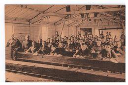 10.Tirlemont - 15me Régiment D'artillerie - Salle Du Cours De La T.S.  DESAIX - Tienen