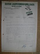 ROTTWEIL 1957 - DEUTSCHE JAGDPATRONENFABRIK G.M.B.H. - Allemagne