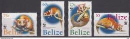 WWF - Domfil - 2004 - Nr 352 (BELIZE) - MNH** - Unused Stamps