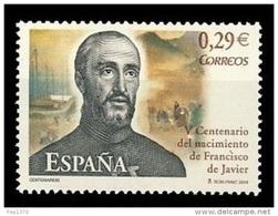 ESPAÑA 2006 - CENTENARIOS V Centenario Del Nacimiento De San Francisco De Javier - EDIFIL Nº 4281 - 1931-Oggi: 2. Rep. - ... Juan Carlos I
