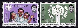 BRUNEI Mi. Nr. 227-228 ** (A-4-57) - Brunei (1984-...)