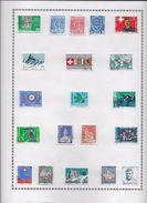 Suisse - Collection Vendue Page Par Page - Timbres Neufs Oblitérés - Neufs **/* - TB - Suisse