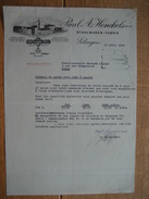 SOLINGEN 1949 - PAUL A. HENCKELS - Stahlwaren Fabrik - Allemagne