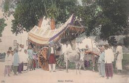 CPA - Malay Festival - Malesia